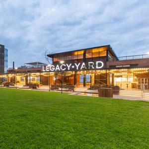 Legacy Yard Umhlanga Arch