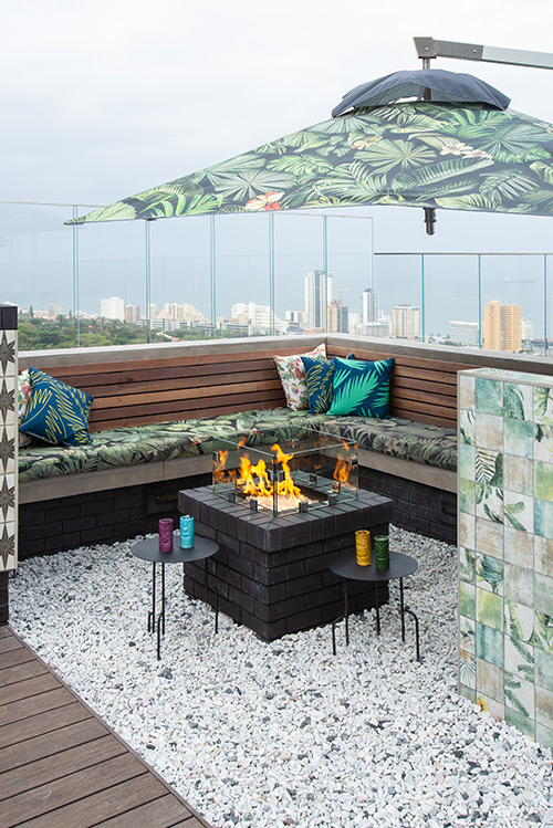 Back Yard Rooftop Bar Umhlanga Arch