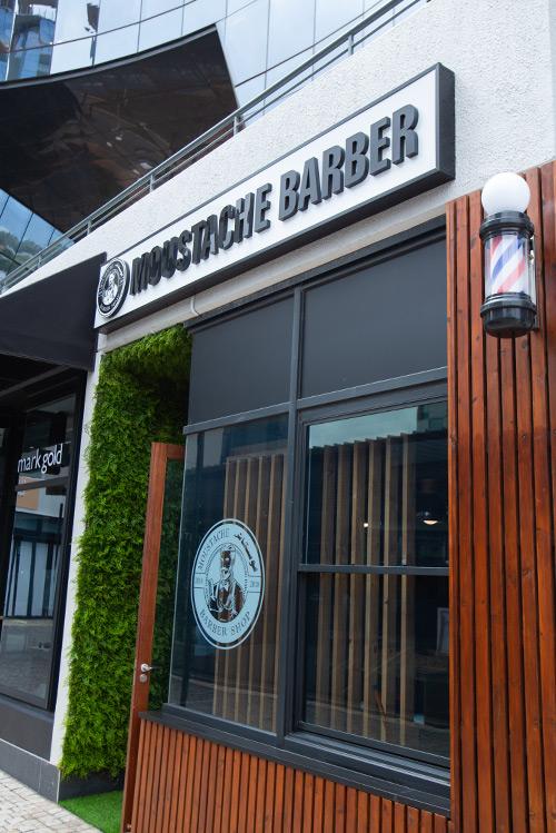 Moustache Barber Shop Umhlanga Arch