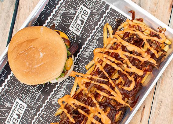 Super Smokehouse Burgers Umhlanga Arch