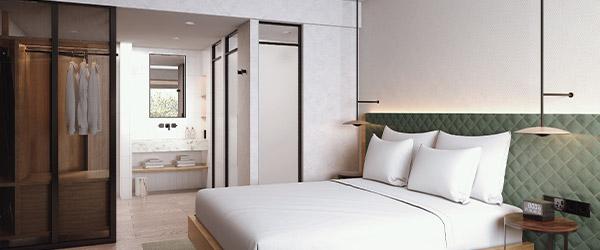 Hilton Garden Inn stay page Umhlanga Arch